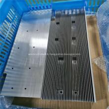 Extruded Industrial Spatula aluminum profile heat sink