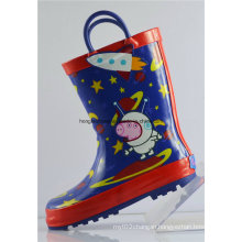Children Non-Slip Rubber Rain Boots 12