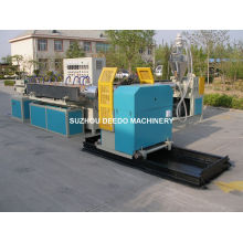 PVC Steel Wire Reinforced Hose Extrusion Production Machine