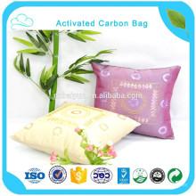 Bolsa multifuncional de carbón activado para refrescar el absorbente de olores / eliminar el olor peculiar