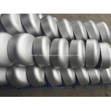 DIN 2617 1.4541 1.4571 Tampas de aço inoxidável