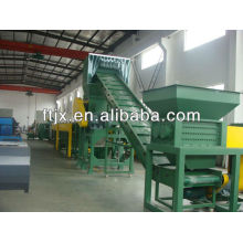 PE,PP washing and recycling line