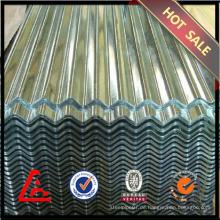 GI gewelltes Stahlblech / verzinktes Stahlblech / Metalldach