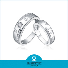 Fashion 925 Sterling Silver Jewelry Ring for Engagement (SH-R0262)