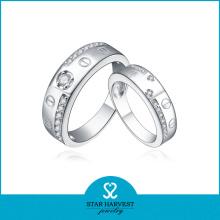Anneau de bijoux en argent sterling à la mode 925 pour l'engagement (SH-R0262)