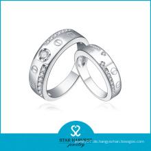Art und Weise 925 Sterlingsilber-Schmucksache-Ring für Verpflichtung (SH-R0262)