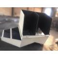 Chromium Carbide Cullet Diverter Chute