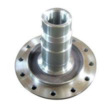 Aleación de aluminio a presión eje de rueda de fundición