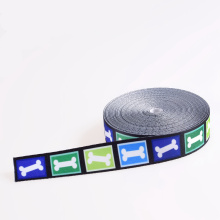 High Tenacity Blue Polyester/Nylon/Cotton Strap Webbing with Buckle