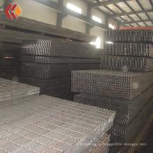 Профессионально изготовленная 6-метровая необработанная стальная решетка / 6-метровая сварочная стальная решетка цены