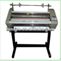 ZX-GF 380/480/680 (steel roller type ) Auto Electric hot&cold multi-function coater laminator/film laminating machine