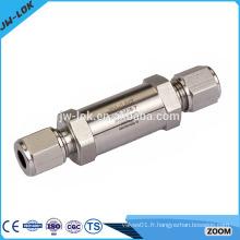 Filtre à air industriel de qualité supérieure de 1 micron