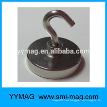 Ganchos magnéticos de neodimio resistente