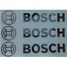 Stainless Steel Sub nameplate