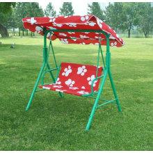 Im freien 2 Sitze Textilene swing Gartenmöbel