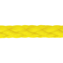 PE water ski rope hollow braid rope 6mm 8mm High quality