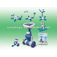 Solar Toy DIY 6 in 1 Education Set