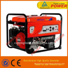 Горячие Продажа 2500w-портативный генератор AVR бензин топлива