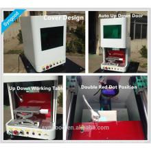 Machine de marquage au laser Metal Syngood avec table / design portatif / poignée