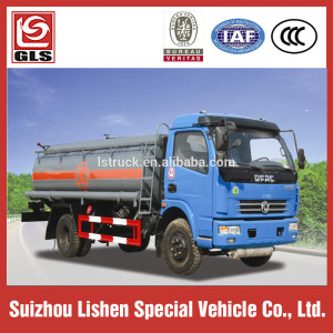 Dongfeng Fuel Truck 4 * 2 Oil Bowser