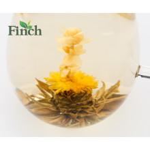 EU Bulk Tea Chinese High Quality Hand Made Fruit Taste Blooming Flower Tea Dong Fang Mei Ren