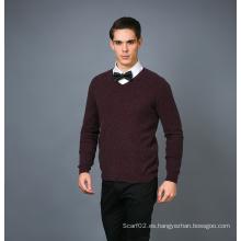 Suéter de cachemira de la manera de los hombres 17brpv130