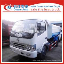 DFAC 2015 nuevo camión de basura de carga lateral