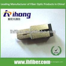 Atenuador de fibra óptica SC / UPC macho a tipo femenino