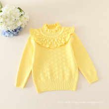 Keep warm children knitted sweater designs for children sweet child new baby sweater design