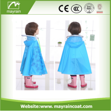 Cartoon-Stil mit Kapuze Baby Beach Kinder Poncho