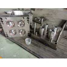 4 Cavities Plastic Injection Mould