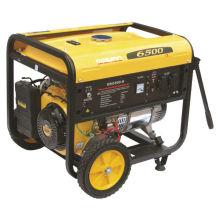 CE WH6500 с воздушным охлаждением бензиновый генератор мощностью 4,5 кВт