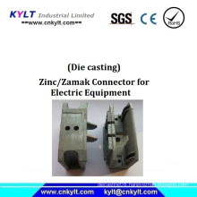Electric Equipment Zamak Injection Moulding Connector