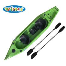Família de plástico de moldagem rotacional Double Touring Kayak