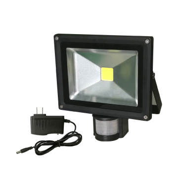 solaire énergie verte Motion Led Flood Light