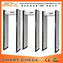 Single Zone Door Frame Metal Detector Door Outdoor Security Door