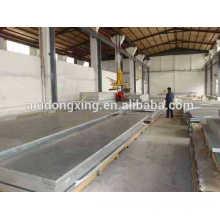 Placa de alumínio / liga de chapa 3A21 para construção