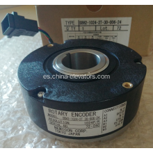 SBH2-1024-2T-30-006-24 ENCODER NEMICON para ascensores Fujitec