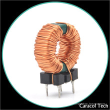 Bobina de indução de bloqueio de modo comum toroidal de alta corrente 1mh 30a Para indutores de regulador de comutação