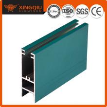 Алюминиевый профиль 6063 t5, поставщик полых алюминиевых профилей