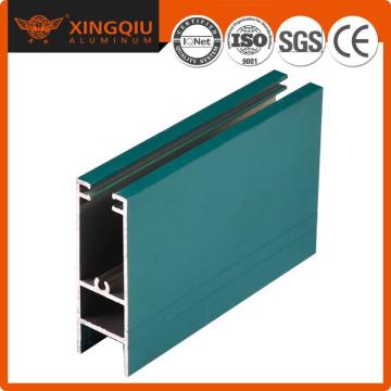 Алюминиевые экструзионные профили для окон и дверей, алюминиевые оконные рамы, алюминиевые рамы
