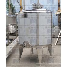 50L-1000L Industriel en acier inoxydable chocolat fondant réservoir prix de la machine