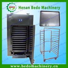 China machte Edelstahltrocknermaschine / Heißluftofentrocknermaschine für Pilz, Zwiebel, Ingwer, Knoblauch 008613253417552