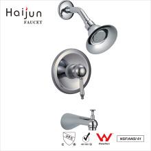 Haijun Útil e durável cUpc Single Handle Wall Mounted Shower Faucet
