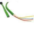 RJ45 Cat5e Ethernet Patch Network LAN com cabo