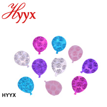 HYYX Wedding party decoration pvc material wholesale rose gold wedding confetti