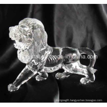Fantastic Crystal Animals / Crystal Lion for Table Decoration
