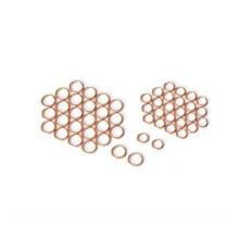 Soldadura de anillo de soldadura de cobre / plata