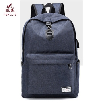 Sekolah Oxford Tahan Air Antipencurian Fashion Backpack