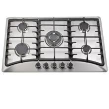 Estufa de gas para estufas de acero inoxidable